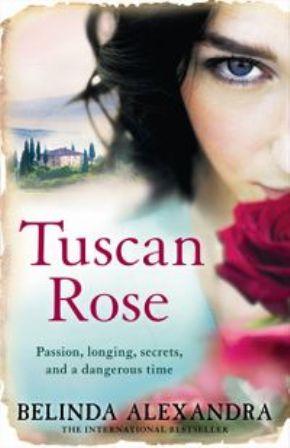 BA Tuscan Rose