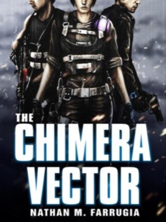 Nathan Farrugia Chimera Vector Cover